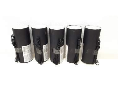 5 FONTANE ORO - 5 pezzi/accensione elettrica - COD. ZX8103