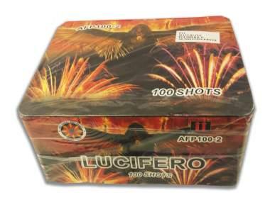 LUCIFERO - 100 lanci - COD. AFP100-2