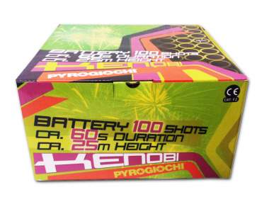 KENOBI - 100 lanci - COD. 42098