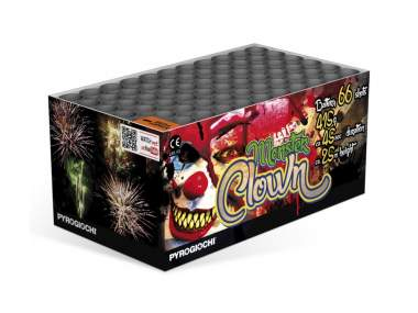 MONSTER CLOWN - 66 lanci - COD. 42139