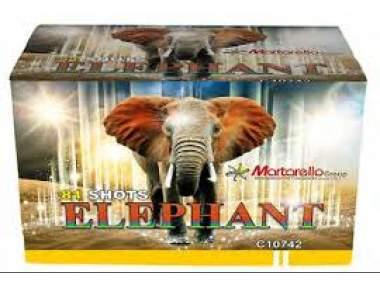ELEPHANT - 81 lanci - COD. C10742