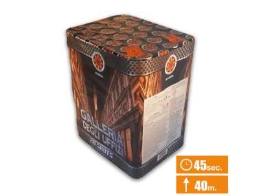 GALLERIA DEGLI UFFIZI - batteria 20 lanci - 20 lanci - COD. AF400A