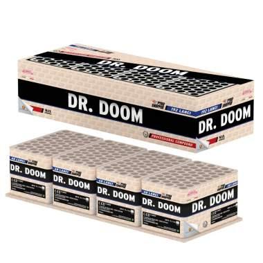 DR. DOOM - 192 lanci - COD. 04262
