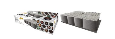 SHOW BOX MEGA - 434 lanci - COD. 753