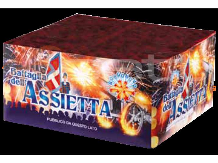 BATTAGLIA DELL'ASSIETTA 78 lanci COD. 0941C (1)