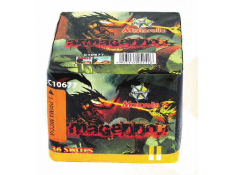 ARMAGEDDON 36 lanci COD. C10677 (1)