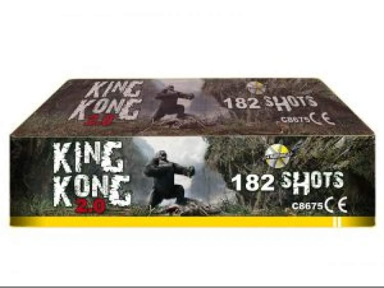 KING KONG 182 lanci COD. C8675 (1)