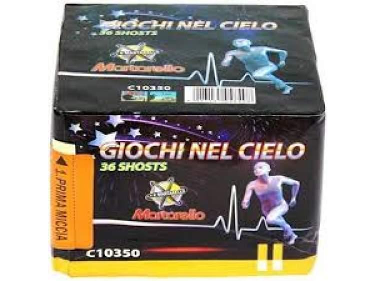 GIOCHI NEL CIELO 36 lanci COD. C10350 (1)