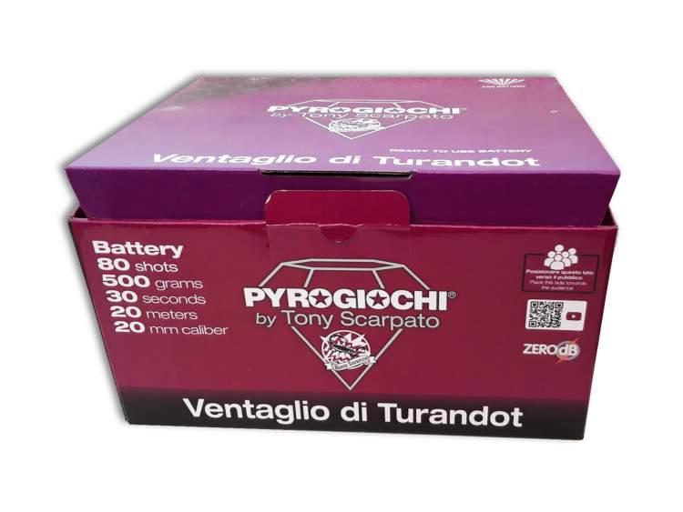 TURANDOT 80 lanci COD. 42145 (1)