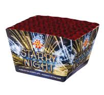 STARRY NIGHT - 49 lanci - COD. 0947E