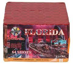 FLORIDA - 64 COLPI - COD. C10703